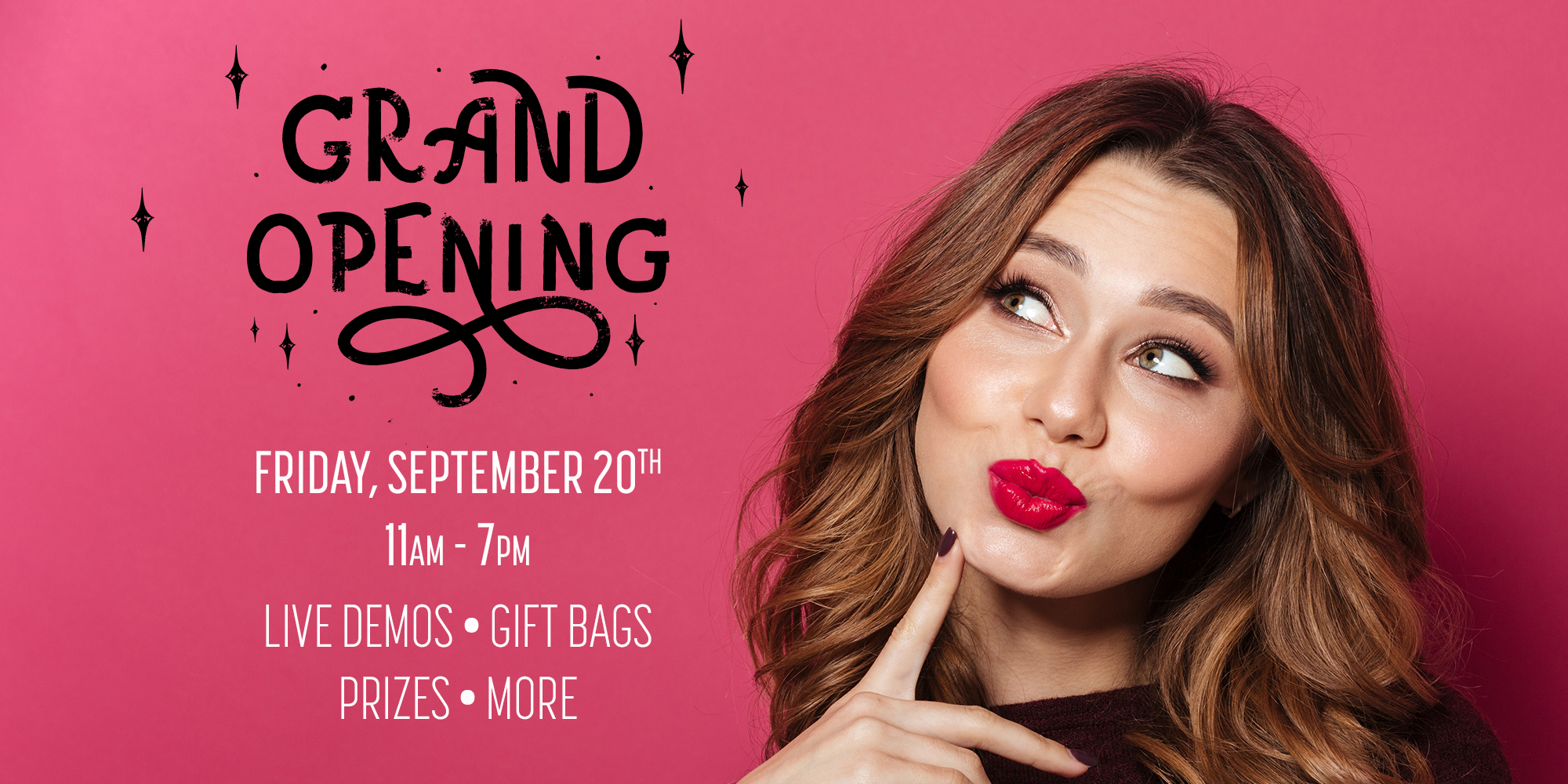Ageless Skin Rejuvenation - Grand Opening on September 20th