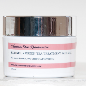 Retinol + Green Tea Treatment Pads 7.5x